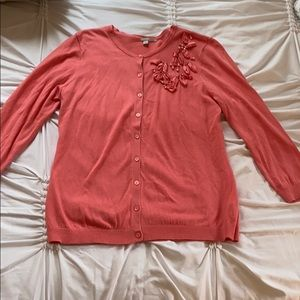 Halogen blouse/ sweater/ cardigan